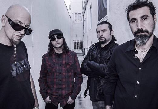 System Of A Down - Wembley