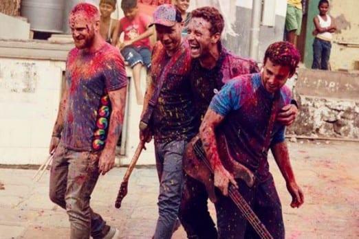 Coldplay - UK Stadium Tour