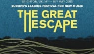 The Great Escape 2015 - Tickets