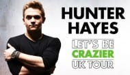 Win Win Win!… Hunter Hayes – Tour Tickets