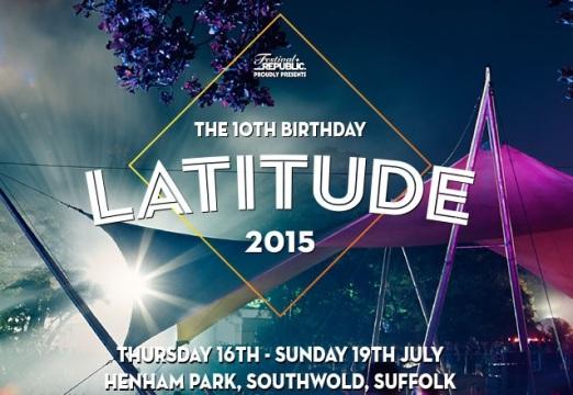 Latitude Festival 2015 - Tickets