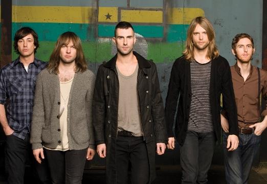 Maroon 5 - 2015 Dates