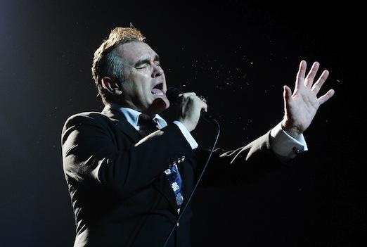 Morrissey - London O2 Gig