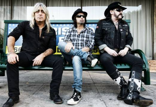 Motorhead - Autumn Tour