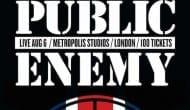 Public Enemy - Rare VIP Show