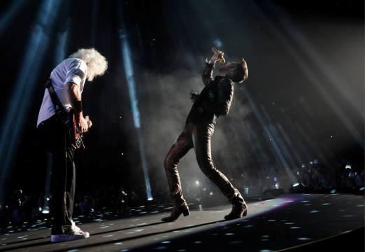 Queen + Adam Lambert - Tickets