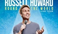 Russell Howard - 2017 Tour