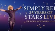 Simply Red Announce Autumn 2016 UK Tour Dates - Tickets