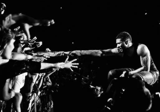 Usher - 2015 Arena Tour