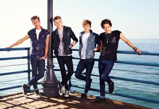 The Vamps - Extra 2015 Dates